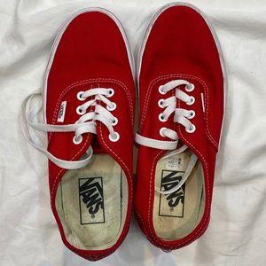 Vans AUTHENTIC Sneaker - 7.5 Womens